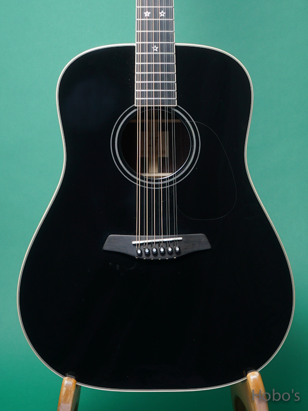 "FURCH GUITARS RAINBOW D-SR 12.BLK ""Special Order Made""  5"