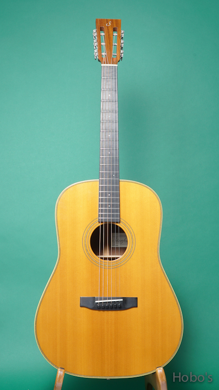 Stanford (Made by Furch Guitars) RD5 Vin FRONT