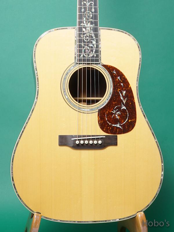 "Randy Lucas LD-45 Tree Of Life ""Adirondack/Brazilian Rosewood""  5"