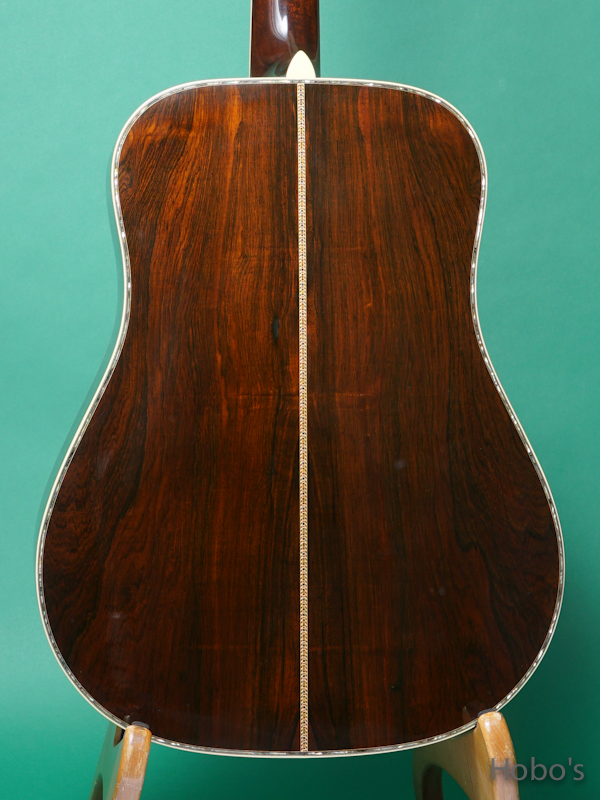 "Randy Lucas LD-45 Tree Of Life ""Adirondack/Brazilian Rosewood""  6"