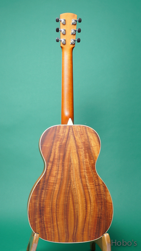 "LARRIVEE P-04K Custom Shop ""Hawaiian Koa"" BACK"