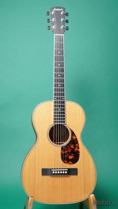 "LARRIVEE P-04K Custom Shop ""Hawaiian Koa"" FRONT"