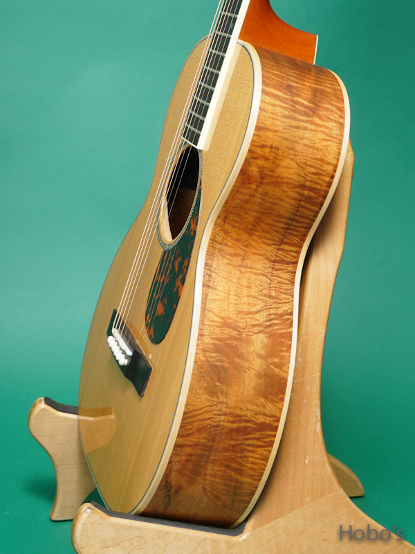 "LARRIVEE P-04K Custom Shop ""Hawaiian Koa"" 8"