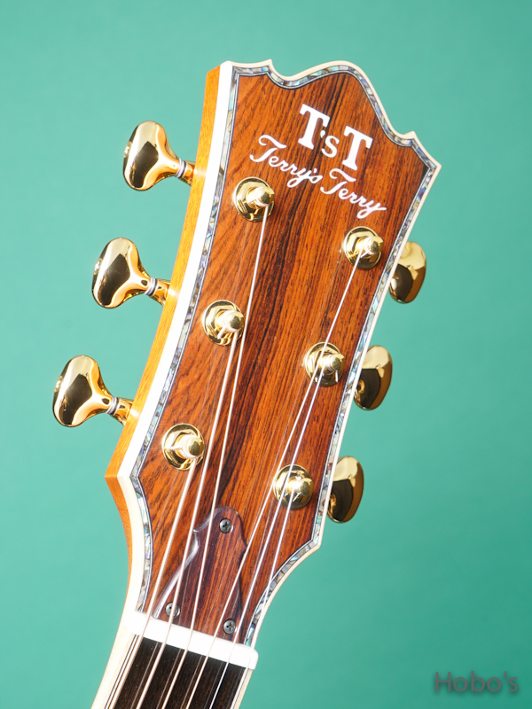 """Terry's Terry (テリー中本) TJ-100 Custom """"Special Order Made"""" 1"""