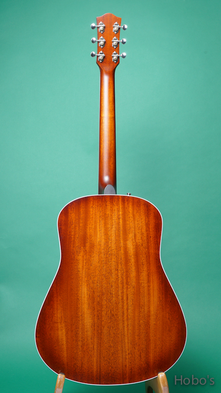 Godin Metropolis LTD Natural HG BACK