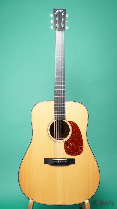 COLLINGS D-1H A Custom FRONT