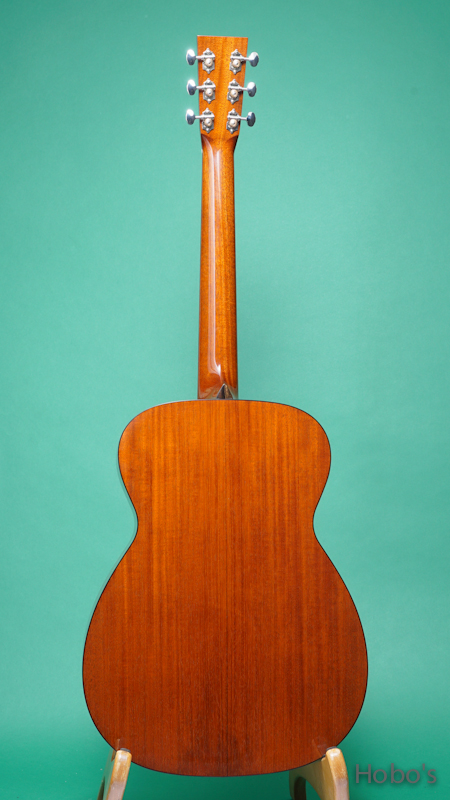 """COLLINGS OO-1T 14F """"Traditional Series""""  BACK"""