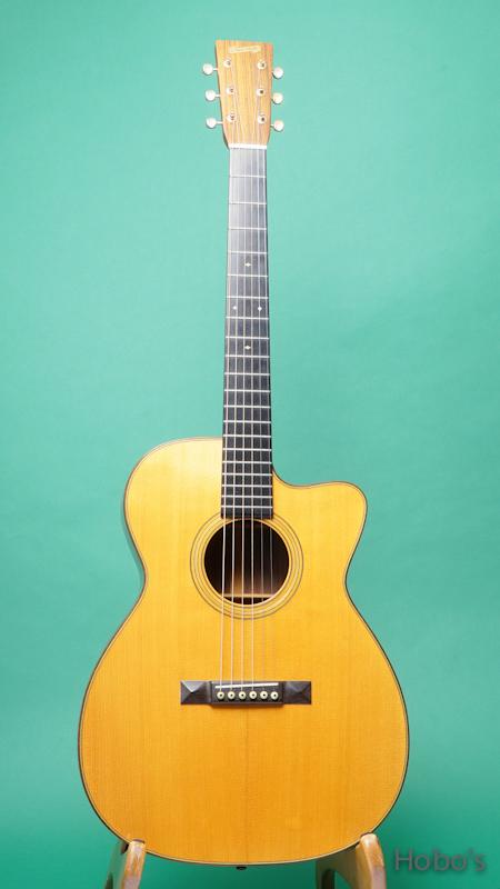 Schoenberg Guitars (T.J. Thompson)  Soloist Cutaway  FRONT