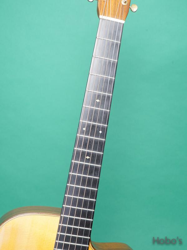 Schoenberg Guitars (T.J. Thompson)  Soloist Cutaway  3