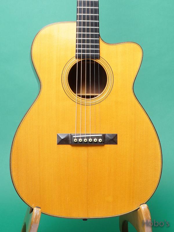 Schoenberg Guitars (T.J. Thompson)  Soloist Cutaway  5