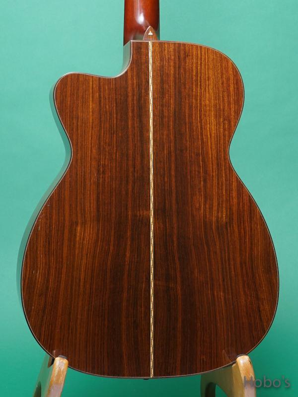 "Schoenberg Guitars (T.J. Thompson)  Soloist Cutaway ""Selected European Spruce""  6"