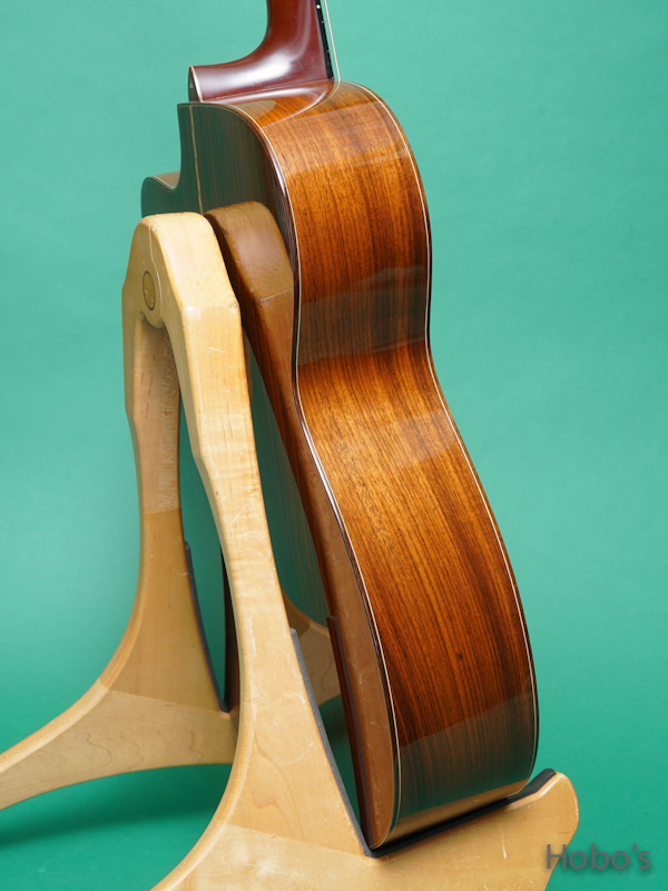 "Schoenberg Guitars (T.J. Thompson)  Soloist Cutaway ""Selected European Spruce""  7"