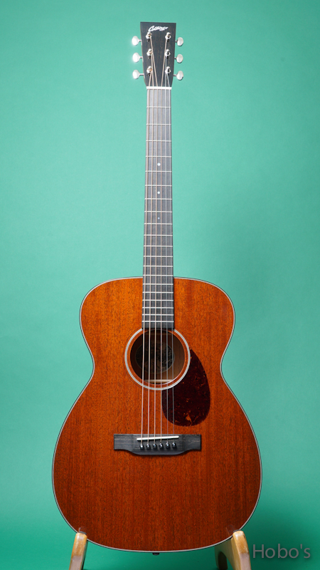 COLLINGS OO-1 14F Mh Custom  FRONT