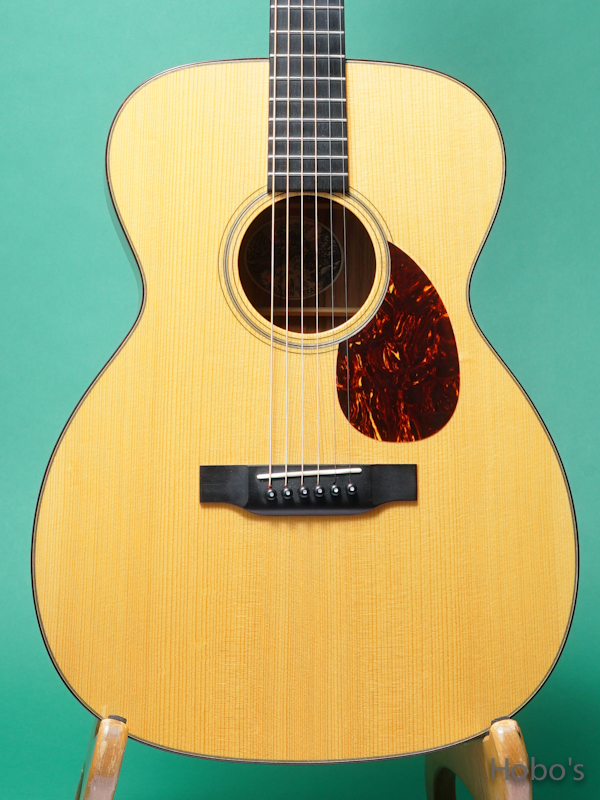 "COLLINGS OM-1 SR G Custom ""German / Sacha Rosewood""   5"