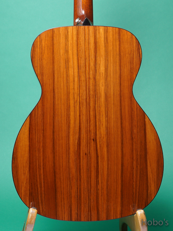 "COLLINGS OM-1 SR G Custom ""German / Sacha Rosewood""   6"