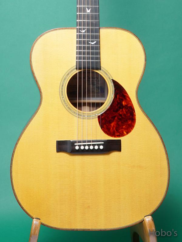 """GREVEN (John Greven) OOO Oshio Model """"Luts Spruce / Brazilian Rosewood""""  5"""