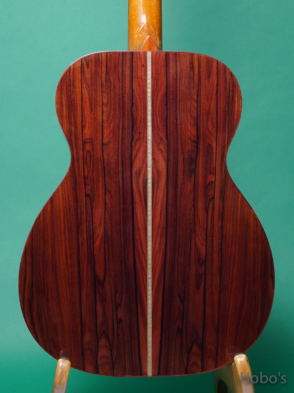 """GREVEN (John Greven) OOO Oshio Model """"Luts Spruce / Brazilian Rosewood""""  6"""