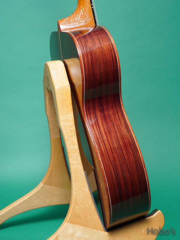 """GREVEN (John Greven) OOO Oshio Model """"Luts Spruce / Brazilian Rosewood""""  7"""