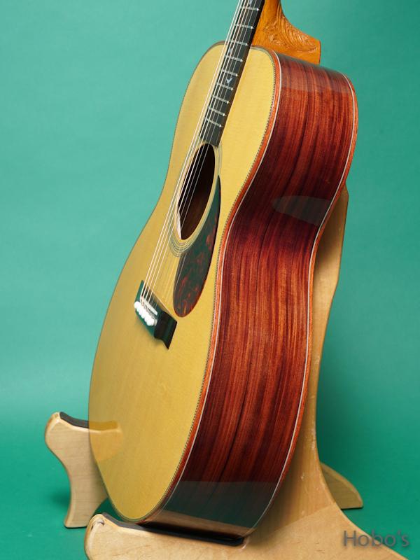 """GREVEN (John Greven) OOO Oshio Model """"Luts Spruce / Brazilian Rosewood""""  8"""