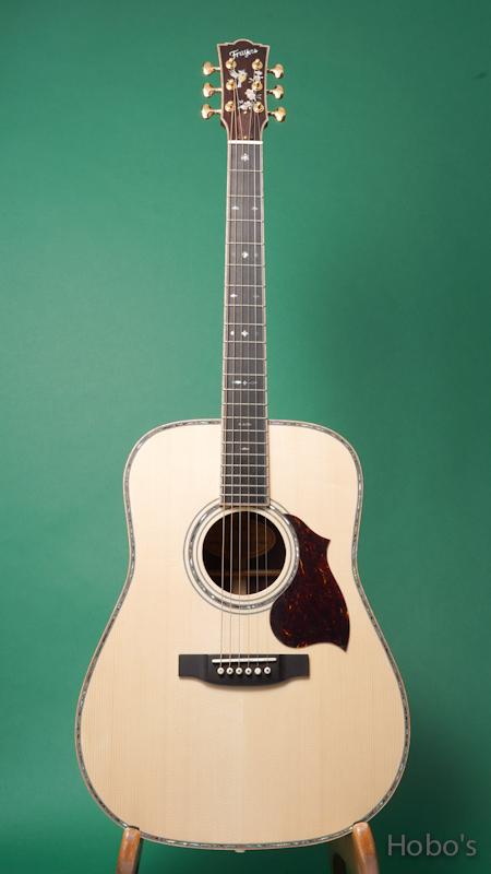 "Frayns Guitars (磯田 洋介) FRG-D-MD ""German / Madagascar Rosewood""  FRONT"