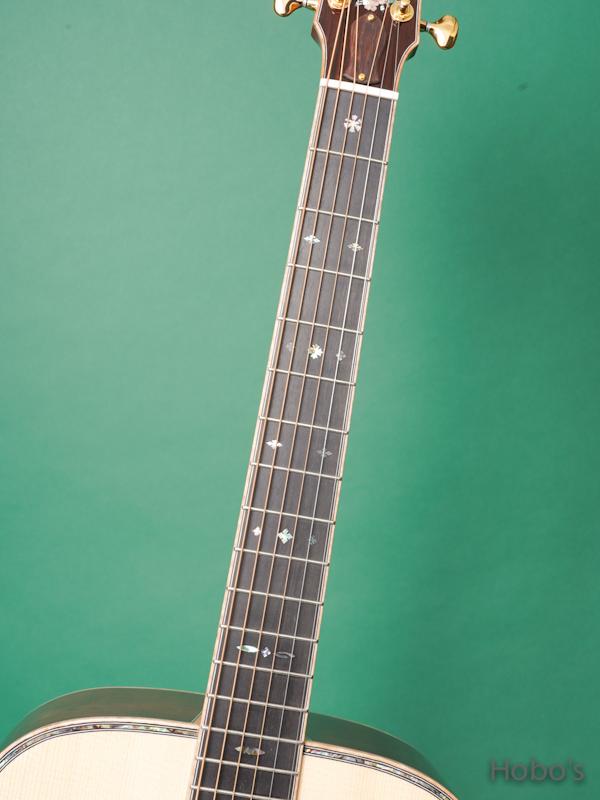 "Frayns Guitars (磯田 洋介) FRG-D-MD ""German / Madagascar Rosewood""  3"