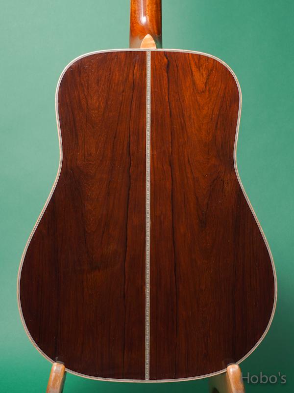 "Frayns Guitars (磯田 洋介) FRG-D-MD ""German / Madagascar Rosewood""  6"