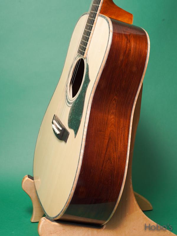 "Frayns Guitars (磯田 洋介) FRG-D-MD ""German / Madagascar Rosewood""  8"