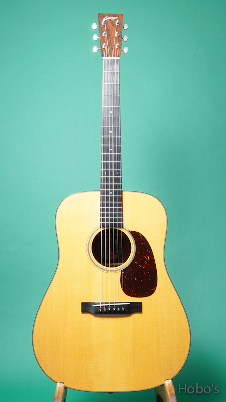 COLLINGS D-1 A Custom  FRONT