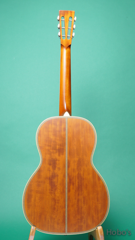 Waterloo (By Collings) WL-S Deluxe BACK