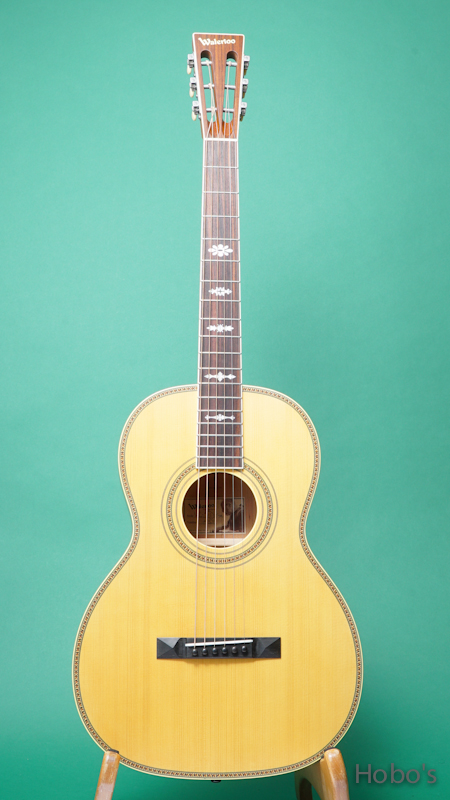 Waterloo (By Collings) WL-S Deluxe FRONT