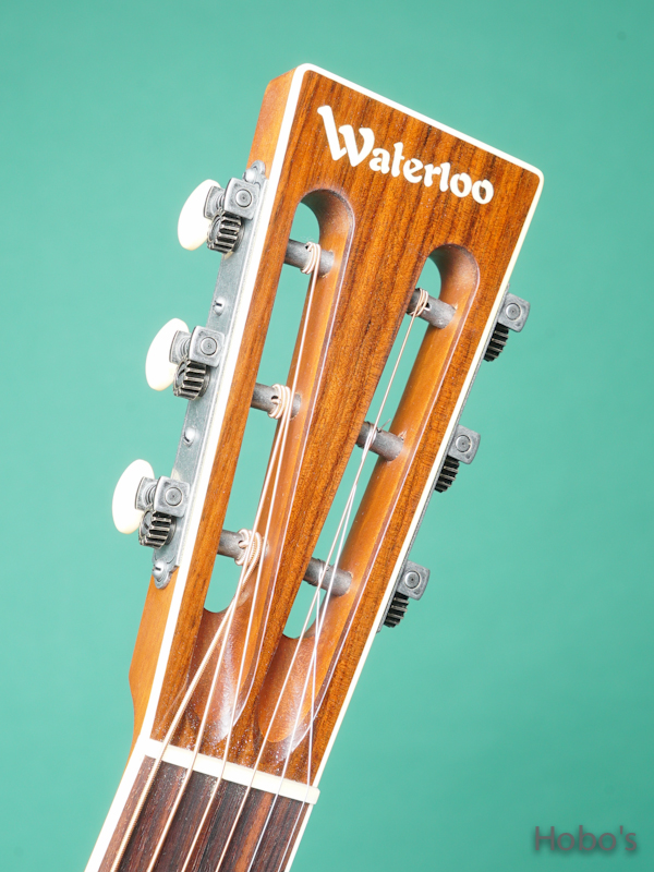 Waterloo (By Collings) WL-S Deluxe 1