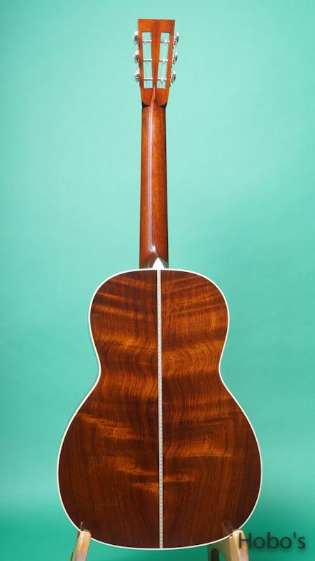 "COLLINGS OO-2H Baa A Custom ""Adirondack/Brazilian Rosewood""  BACK"