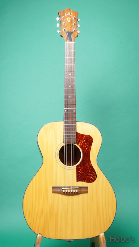 "GUILD F-40 ""Red Spruce Top""  FRONT"