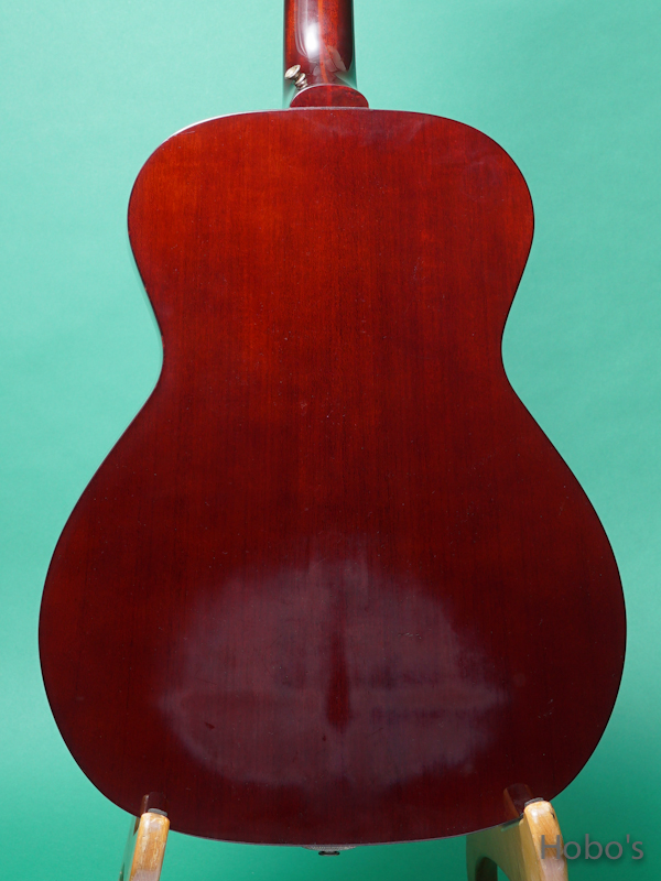 "GUILD F-40 ""Red Spruce Top""  6"