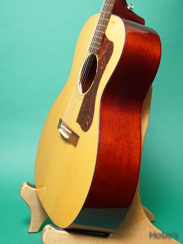 "GUILD F-40 ""Red Spruce Top""  8"