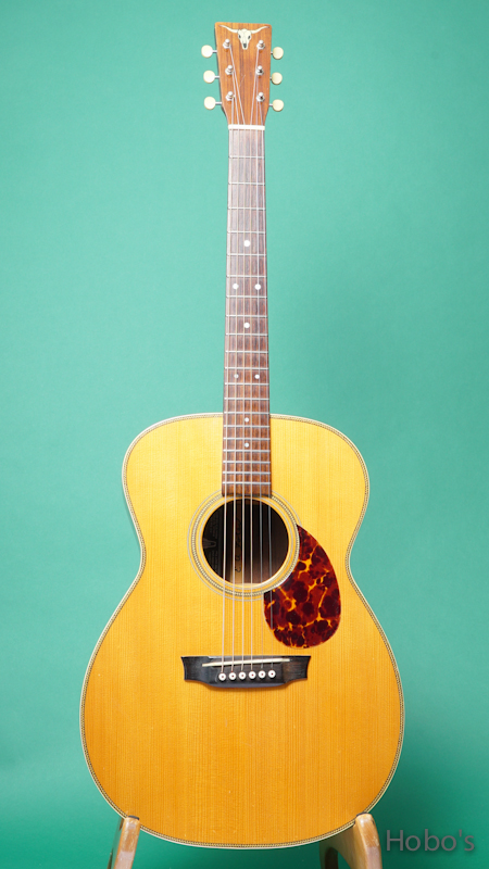 E.A.FOLEY OM Rosewood FRONT