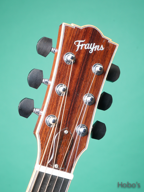 "Frayns Guitars (磯田 洋介) FRG-OOO-12-IN ""高野寛セレクトモデル"" 1"