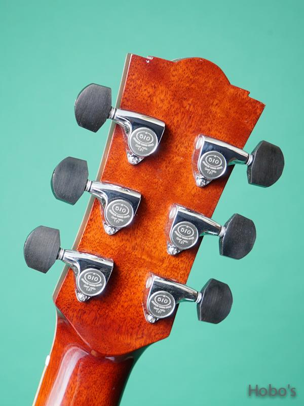 "Frayns Guitars (磯田 洋介) FRG-OOO-12-IN ""高野寛セレクトモデル"" 2"