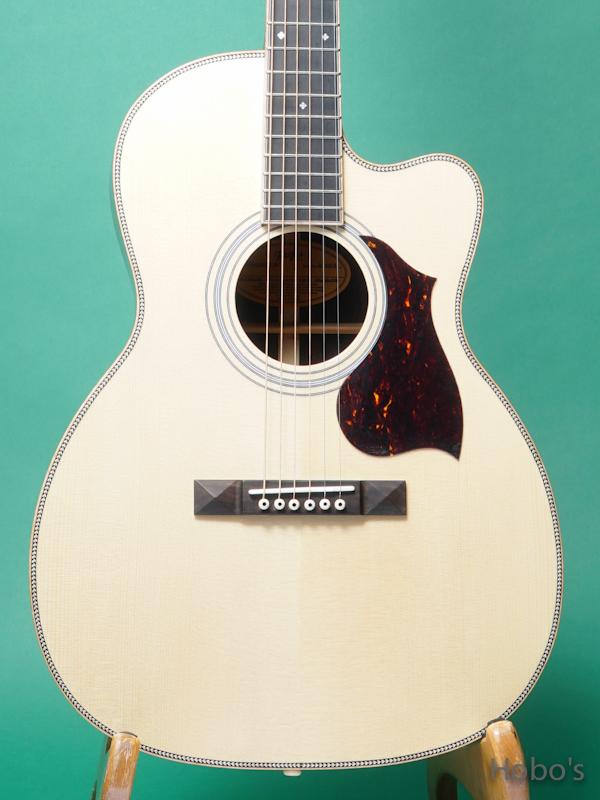 "Frayns Guitars (磯田 洋介) FRG-OOO-12-IN ""高野寛セレクトモデル"" 5"