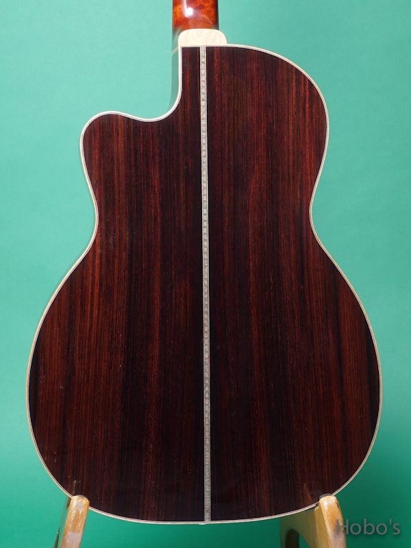 "Frayns Guitars (磯田 洋介) FRG-OOO-12-IN ""高野寛セレクトモデル"" 6"