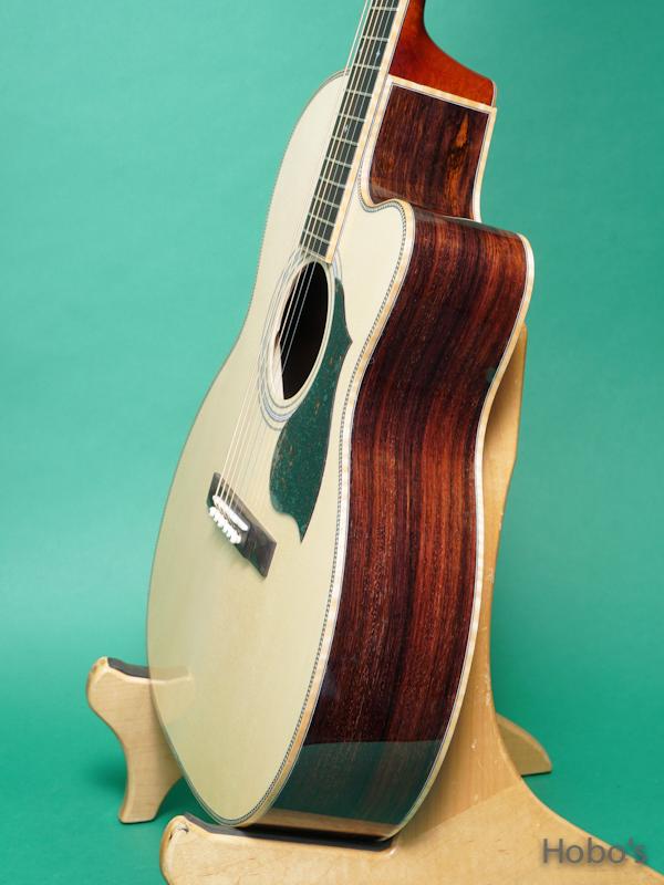 "Frayns Guitars (磯田 洋介) FRG-OOO-12-IN ""高野寛セレクトモデル"" 8"