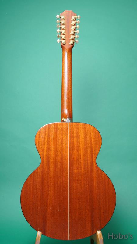 "TAYLOR 555 ""12 Strings Guitar"" BACK"