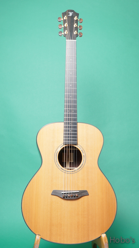 FURCH GUITARS Yellow G-CR FRONT