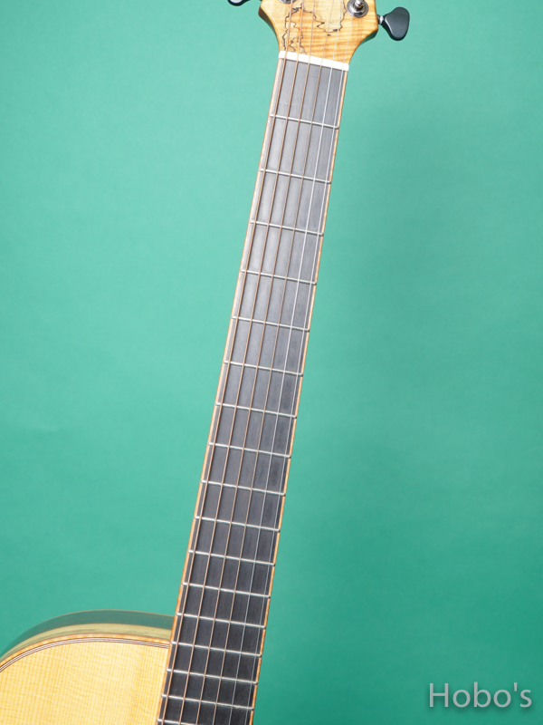 "Yokoyama Guitars (横山 正) AR-WTB  ""White Spruce / Brazilian Rosewood""  3"