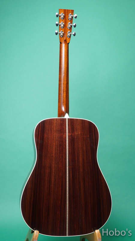 COLLINGS D-2H BACK
