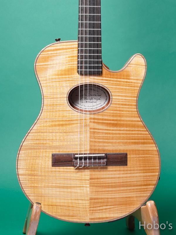 Buscarino Guitars (John Buscarino) The Starlight Nylon  5