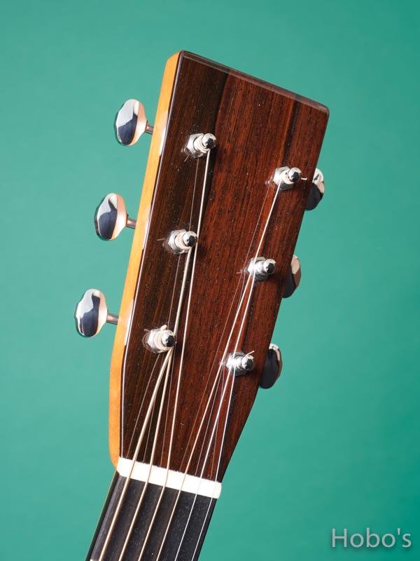 "SAKATA GUITARS (坂田 ひさし) D-28B ""Old Sitka / Brazilian Rosewood""   1"