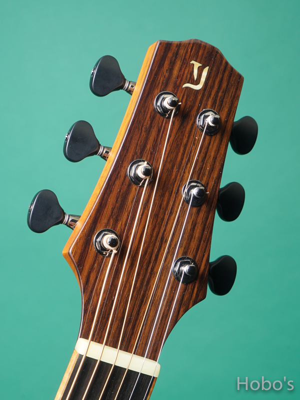 "Yokoyama Guitars (横山 正) AN-ER ""Engelmann / Indian Rosewood""  1"