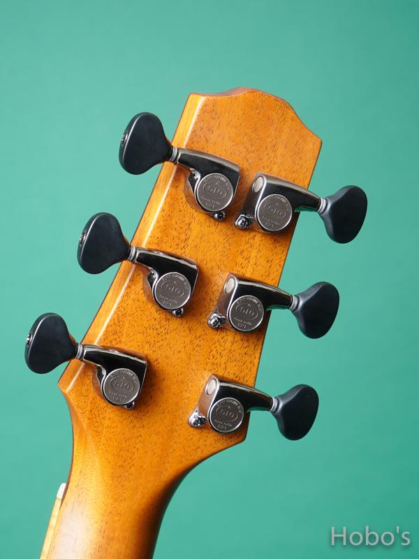 "Yokoyama Guitars (横山 正) AN-ER ""Engelmann / Indian Rosewood""  2"