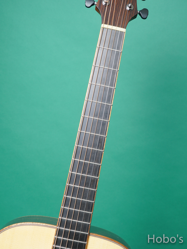 "Yokoyama Guitars (横山 正) AN-ER ""Engelmann / Indian Rosewood""  3"